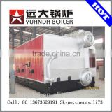 China famous water tube coal/wood fired steam boiler/atmospheric water generator SZL hot water boilers