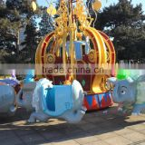 Carnival Rides Sale Flying Elephant/china Theme Park Equipment Divine Dumbo Rides For Sale