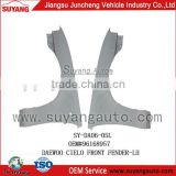 OEM Steel Front Fender For Daewoo Cielo Car Auto Body Parts