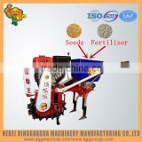 hand ploughing machine multi-function cultivator seeder