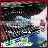 Best BBQ Grill Brush 3 in 1, Durable and Effective, Barbecue Grill Brush Bristles are Made of Stainless Steel Woven Wire