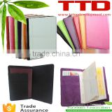 Leather Sublimation Business Card Holder ,leather blank case for printing