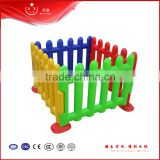 Hot Sale kids plastic play fence,water spiral slides                                                                         Quality Choice