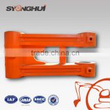 I-LINK Supports arm excavator bucket link digger Bucket Linkage Earthmoving Machinery Parts DH55 DH60 DH80 DH150