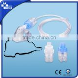 Nebulizer Face Mask Disposable Breathing Mask With Tube