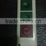 CNGAD PB series 3-button switch electric switch box( control box, cam button switch box)(PB-3)