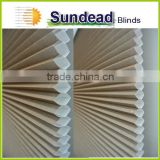 new products 2016 Blinds without cords honeycomb mechanical window blinds patent products china supplier