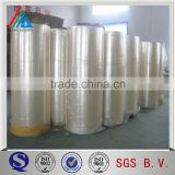 25/30 micron transparent clear BOPP FILM for FLEXIBLE CONVERTING