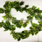 artificial decorative sweet potato leaf vines                                                                         Quality Choice