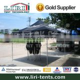 3*3m Series Black Pop up Folding Tent with Print Logo