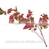 artificial cherry blossom branch for Christmmas decoration wholesale