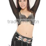 SWEGAl SGBDB13050 8color black sexy charming popular belly dance tops