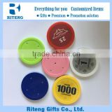 ABS Customized Design Poker Chips Set Clay