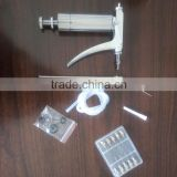 full stainless steel convinent 0-2ml syringes for farming factory