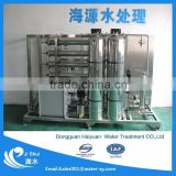 Full control deionized water plant / Ion exchange plant