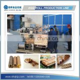 Full Automatic Egg Roll Wafer Machine