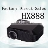 Wholesale 1000 Lumens Commercial Theater HDMI LED 1080p Android Projector HX888 Wifi Projetor