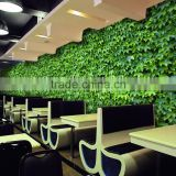 Popular 3D effect stickers wallpaper wall murals decor china wallpaper nature plants designs