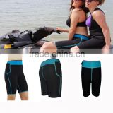 Neoprene tigh Slimming Pants with shapers stretch body, underworks post delivery girdle belt