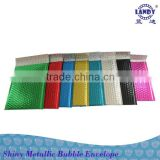 Durable Never fade metallic bubble envelope wrap mailer