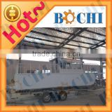 26ft 4 Persons Center Console Aluminum Pilot Boat