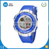 DLW012/ New Outdoor Sports Children Kids Wrist Watches for Boy Girls Digital LED Waterproof Quartz Watch waterproof Watch