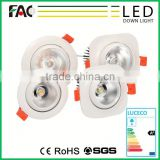New design led downlight 50w anti-glaredownlight reflector downlight ultra thin led downlight