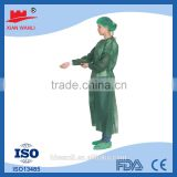 medical disposables surgical gown/medical gown surgical/medical cloth peration clothes for doctor