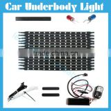 Factory direct sale High brightness led under car Accent neon Led strip light kit With Remote