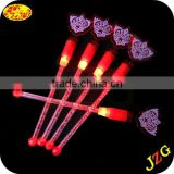 led cocktail stirrer Fashion bar products flashing led cocktail stirrers,plastic drink stirrers