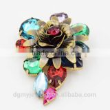 new product flower brooch korea style cameo brooch