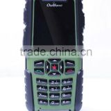 2013 Outfone Cheapest IP67 Waterproof Dust-proof Military Rugged Mobile Phone With GPS & Walkie-Talkie