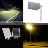 High-bright energy saving lamp integration Led Solar Street Lights 40W full set CE/RHOS approved.