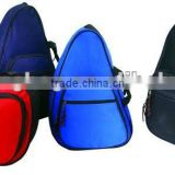 promotional funny pack triangle bag