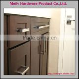 furniture fitting cabinet drawer 128mm 160mm stainless steel square bathroom handles