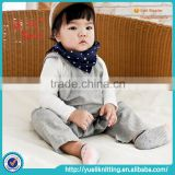Cotton new born baby ankle anti-slip custom private label socks