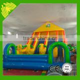 Giant Inflatable Water Slide Water Park Slides For Sale Jumping House Inflatable Trampoline From China