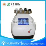 Cavitation Weight Loss Machine Mini Super Fast Equipment Amazing Result Multifunctional Body Slimming Machine Treatment Handles Ultrasound Cavitation And Rf Machines
