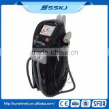 2017 Hot sale Multi-Function beauty machine Elight SHR IPL RF Q switched nd yag laser
