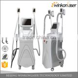 Factory direct sales vertical cooltech fat freezing units slimming machine with 2 years warranty