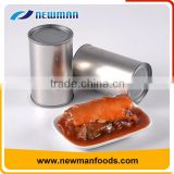 Oil preservation process top grade various type mackerel tin fish in oil