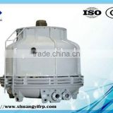 Industry FRP GRP hydraulic turbine cooling tower 20 years manufacture