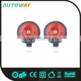 90mm 12v 24v electric disc auto horn