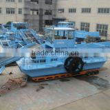 Low price Aquatic weed harvester/Garbage salvage ship/ Aquatic plants harvesting machinery