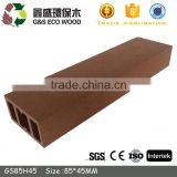 wpc joists for wpc flooring/decking WPC Accessories wood plastic composite keel hollow solid joist