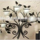 Beautiful Tree Of Life Candelabra wire Candle holder