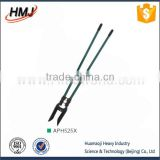 Farm hand tools carbon steel post hole digger