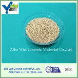 6.0g/cm3 80% ZrO2 cerium zirconium oxide ball/beads by zibo supplier