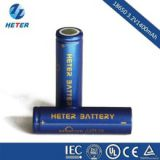 3.2V 1400mAh, 1500mAh, 1600mAh LiFePO4 Lithium 18650 Battery