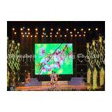 Electronic advertising Indoor LED Video Walls for Rental IP40 128mm x 256mm